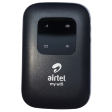Airtel 4G LTE Hotspot BMF422 Portable WiFi Router 2700MaH Battery
