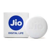 Jio JMR1044 4G LTE Hotspot All Sim Supported White